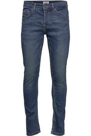 Only & Sons Man Slim - Onsloom Blue Life Jog Pk 8472 Noos Slimmade Jeans