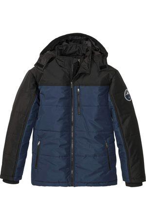 bonprix Man Vinterjackor - Täckjacka med bekvämt snitt och huva