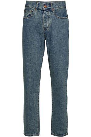 HAN Kjøbenhavn Relaxed Jeans Jeans Comfort Fit Blå