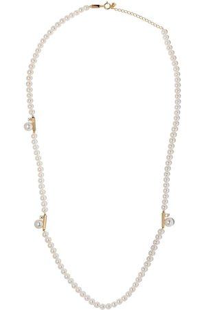 Tasaki Petit Balance Class pärl- och diamanthalsband i 18K gult