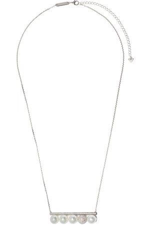 Tasaki Kvinna Halsband - Balance Signature Decade diamanthalsband i 18K vitguld