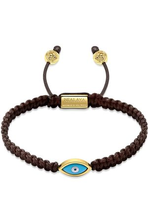 Nialaya Pärlat armband med onda ögat
