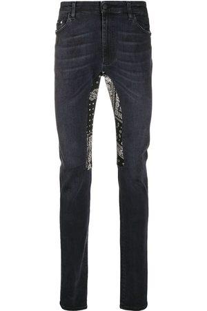 Alchemist Skinny-jeans med bandanadetalj