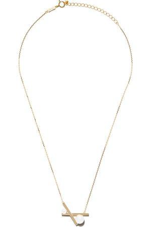 Tasaki Balance Akoya halsband i 18K gult med pärla