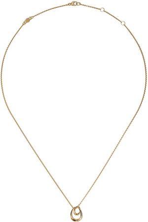Georg Jensen Offspring halsband i 18K gult guld