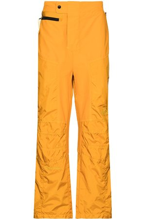 The North Face Yellow Steep tech trousers