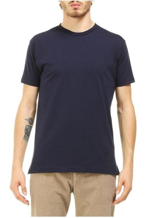 TAGLIATORE Short Sleeve T-Shirt With Embroidered Logo
