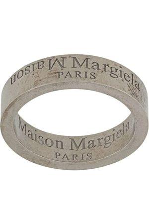 Maison Margiela Logo Ring Matte