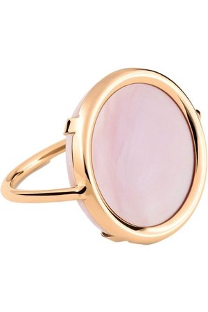 GINETTE NY Mother of Pearl Disc Ring