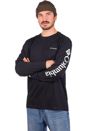 Columbia North Cascades Long Sleeve T-Shirt black