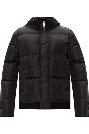 John Richmond Man Dunjackor - Down jacket with logo