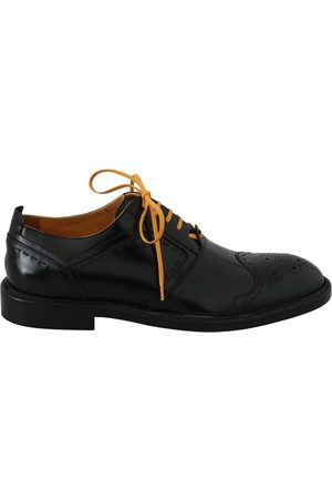Dolce & Gabbana Formal Oxford Shoes