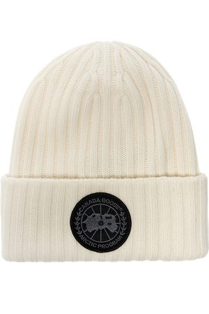 Canada Goose Man Hattar - Logo-patched hat