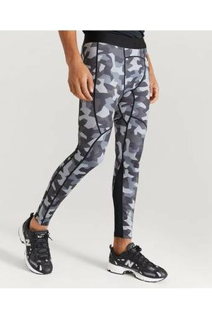 Studio Total Athleisure Man Tights - Löpartights Tech Tights Multi