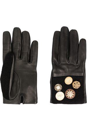 CHANEL Handskar med stjärnor