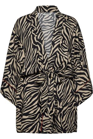 Underprotection Kvinna Kimonos - Rania Kimono Kimonos Multi/mönstrad