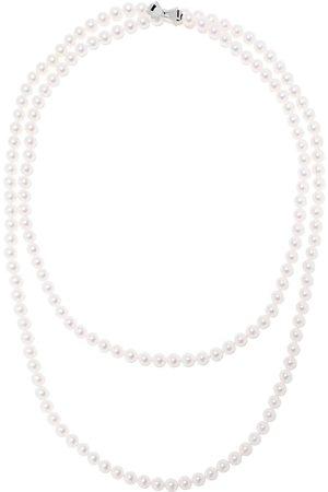 Tasaki Kvinna Halsband - Pärlhalsband i 18K vitguld