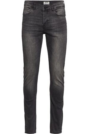 Only & Sons Man Slim - Onsloom Life Black Washed Dcc 0447 Noos Slimmade Jeans