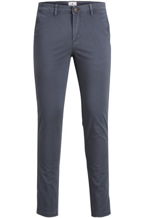 Jack & Jones Slim Fit Chinos Man Svart
