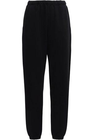 Les Tien Kvinna Joggingbyxor - Classic Cotton Sweatpants