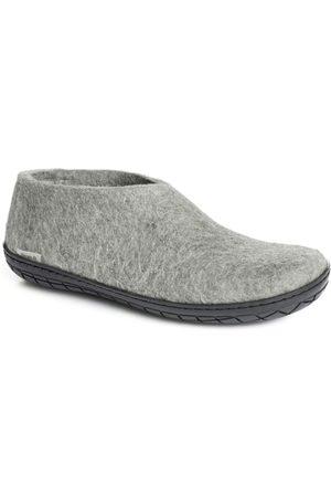Glerups Shoe Classic Black Rubber Sole