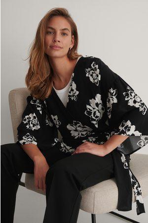 NA-KD Kvinna Kimonos - Kimono-Topp
