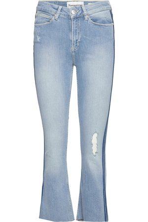 Tomorrow Malcolm Kick Flare Wash Atlanta Jeans Utsvängda