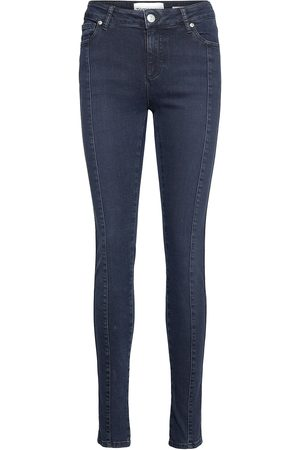 Tomorrow Kvinna Skinny - Dylan Mw Skinny Wash Austin Skinny Jeans
