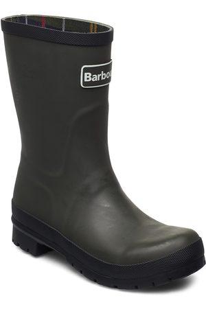 Barbour Kvinna Gummistövlar - Banbury Regnstövlar Skor Svart