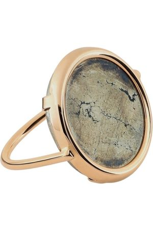 GINETTE NY Pyrite Ring
