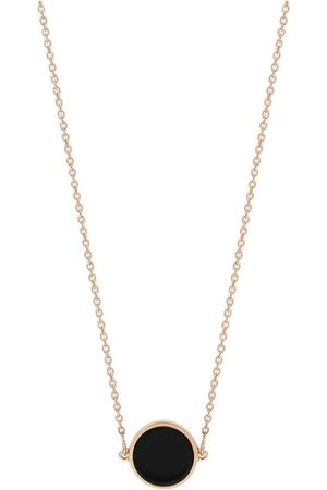 GINETTE NY Mini Ever Disc necklace