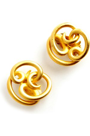 Givenchy Wire clip on earrings