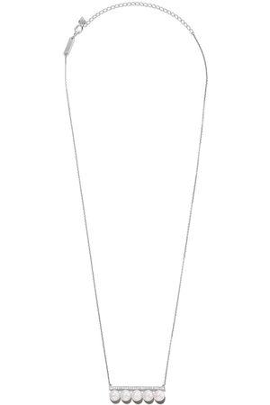 Tasaki Balance diamanthalsband i 18K vitguld