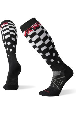 Smartwool PhD Snow VANS Checker Light Elite Socks