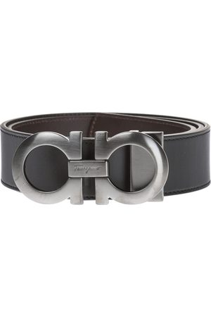 Salvatore Ferragamo Leather Belt