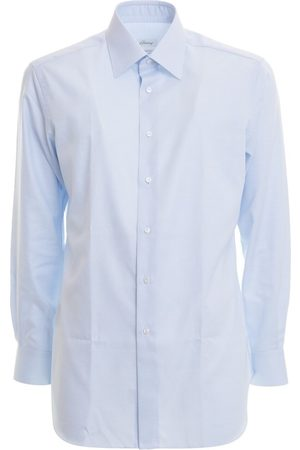 BRIONI Blue shirt