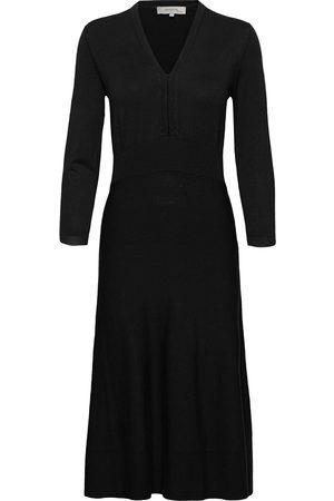 Noa Noa Kvinna Midiklänningar - Dress Long Sleeve Knälång Klänning