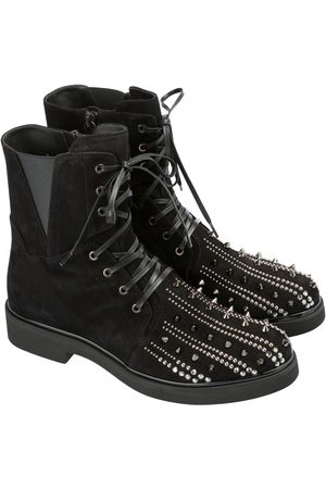 LORIBLU Ankle boot with studs