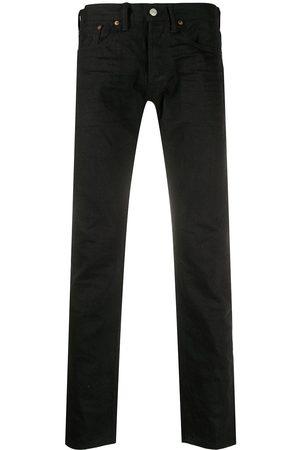 Ralph Lauren RRL Man Slim - Smala jeans med halvhög midja