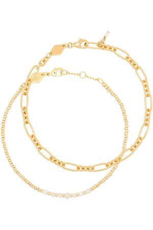 Anni Lu Kvinna Armband - Clemence Sun Stalker bracelet set