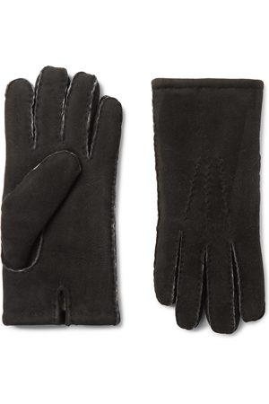 Dents York Shearling Gloves
