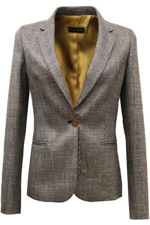 ALESSANDRO DELL'ACQUA Jacket with micro pattern - Adw2006 / N0187-80--42