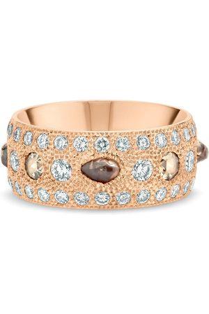 De Beers Kvinna Ringar - Diamantring i 18K rosé