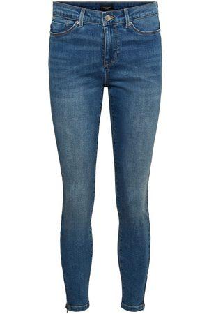 Vero Moda Vmtilde Normalhöga Ankellånga Skinny Fit-jeans Kvinna