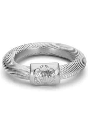 Jane Kønig Big Salon Ring, sterling silver