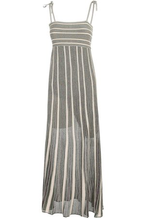 M Missoni Dress Thin Straps Lurex
