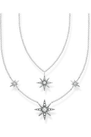 Thomas Sabo Kvinna Halsband - Halsband stjärna
