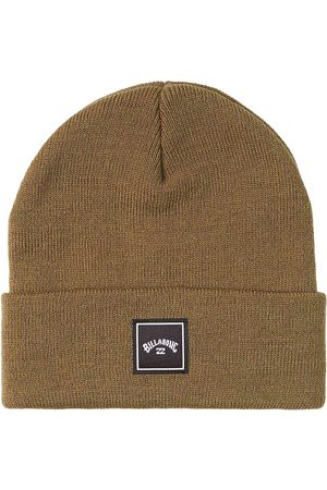 Billabong Stacked Beanie olive