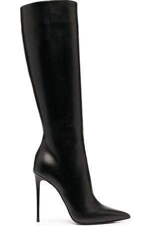 LE SILLA Kvinna Boots - Eva läderstövlar