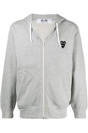 Comme des Garçons Chest logo hoodie